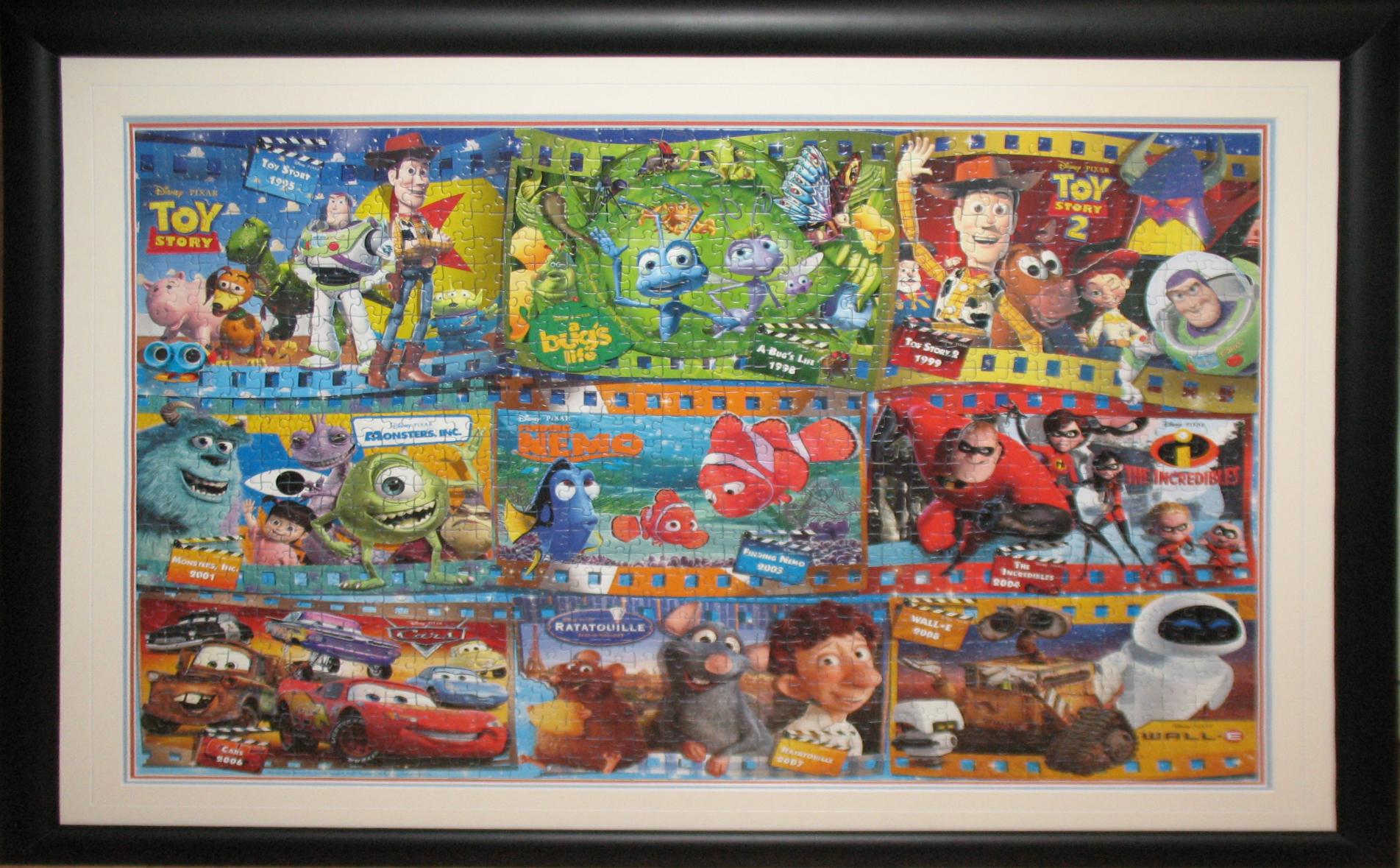Pixar Jigsaw 001