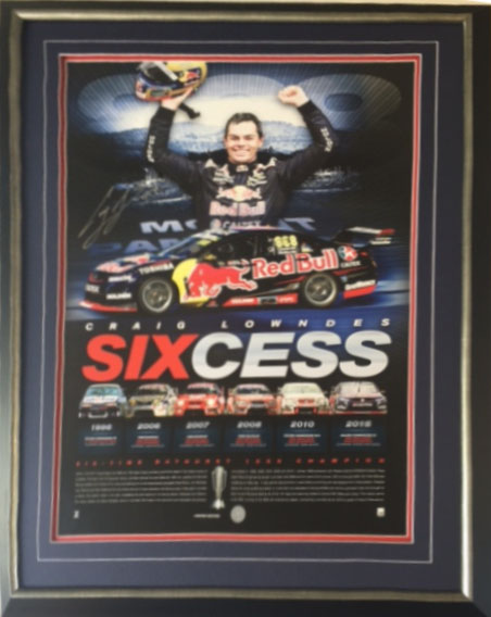 2016-08-craig-lowndes-personally-hand-signed-limited-edition-sixcess-print-jpg
